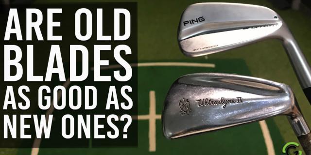 New Blades vs Old Blades