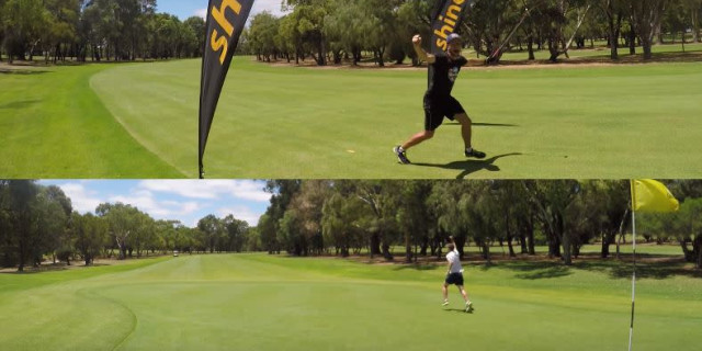 The Most Ridiculously Long Putts Holed on Camera