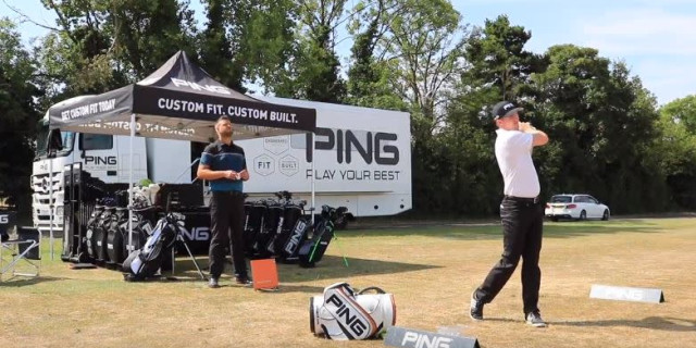 PING Custom Fitting - Shaun's Story