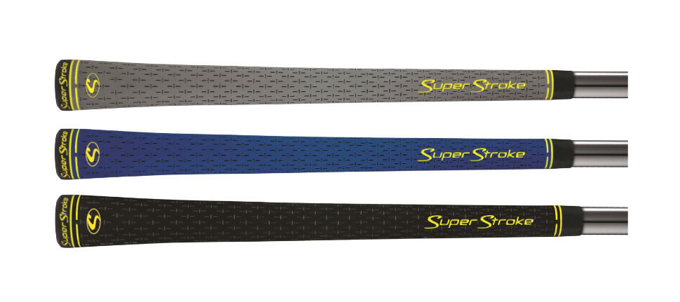SuperStroke S-Tech grips