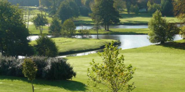 Blue Green Golf de Houlgate Beuzeval