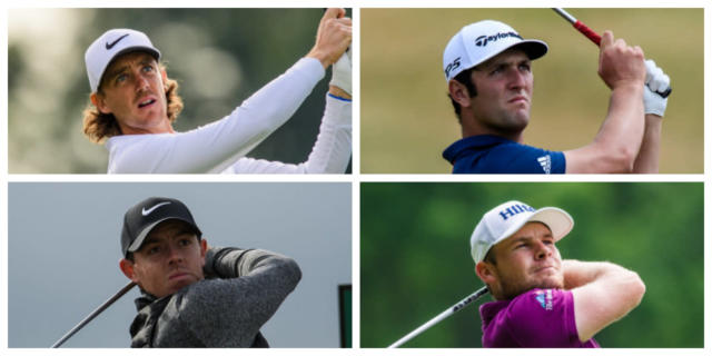 Ryder Cup European Foursome
