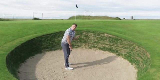 How To Get Out Of Pot Bunkers - Links Tips Series