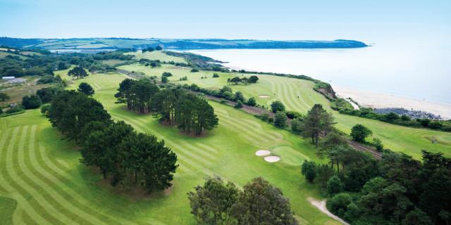 Carlyon Bay Golf
