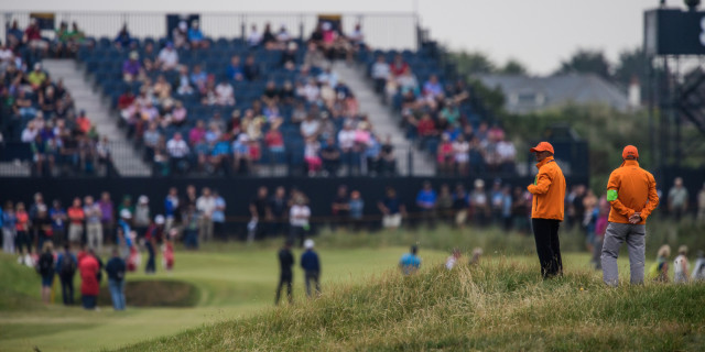 The Open - Early Starters