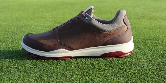 23213a8fa488 ECCO have grown into the golf shoe game in recent years and are now  producing some outstanding products. Their increasing presence has been  recognised by ...