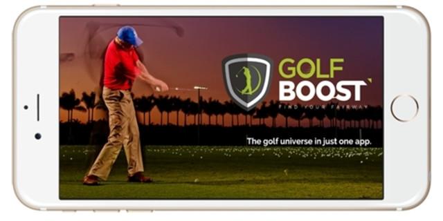 Golf Boost App