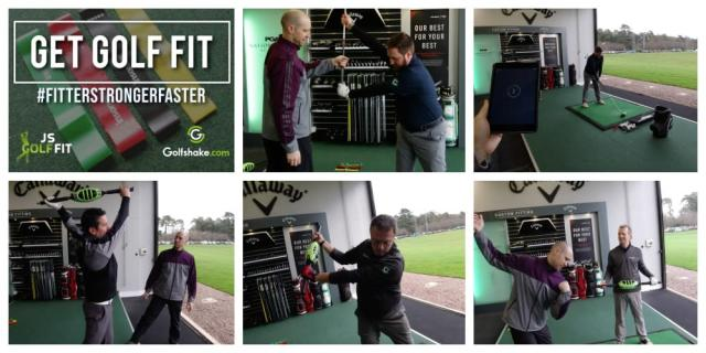 Sign Up to Our 'Get Golf Fit' Series