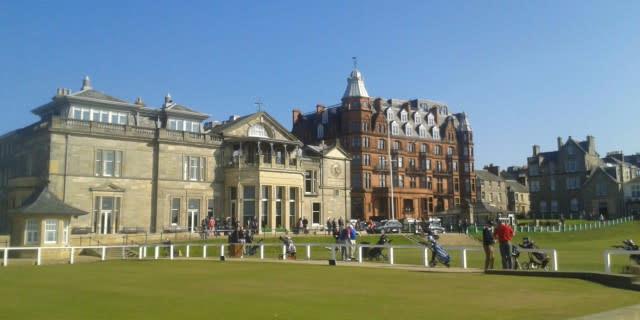 Top 10 UK & Ireland Golf Destinations Travel Guide