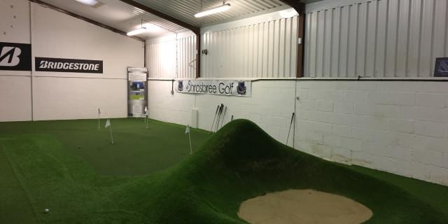 Shrosbee Golf Practice Facilities