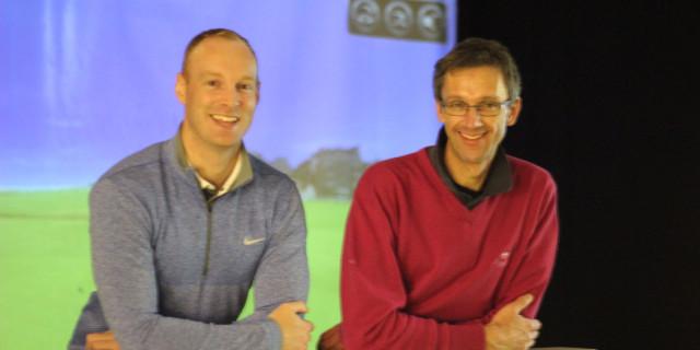 Tim and David - Shrosbee Golf