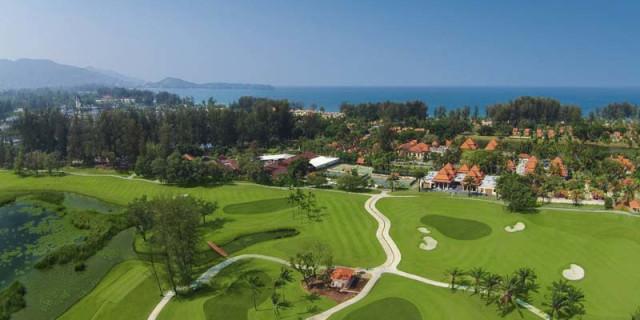 Laguna Golf Phuket Thailand