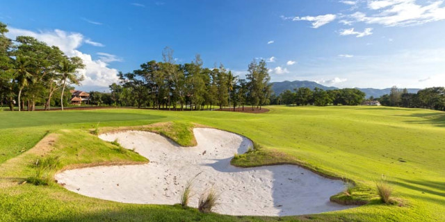 15th hole at Laguna Golf Phuket