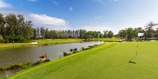 2nd Hole Laguna Golf Phuket
