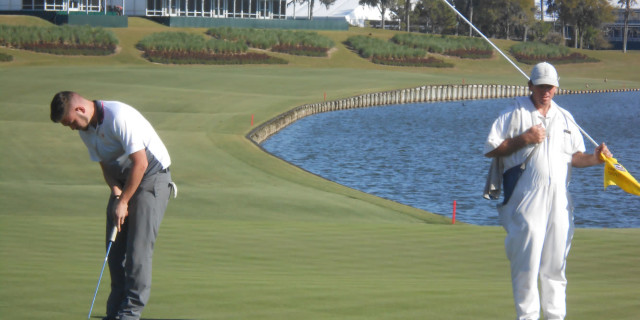 Sawgrass Hole in One