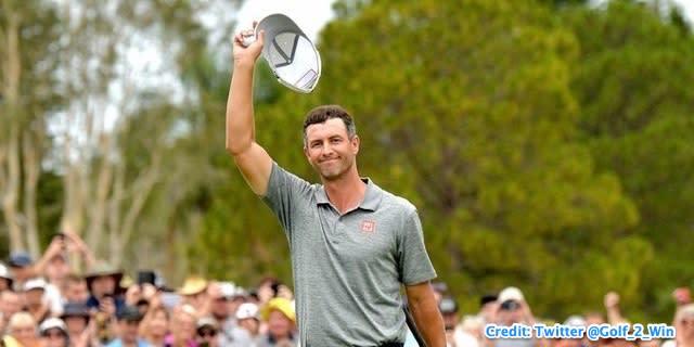 Adam Scott Australia PGA Championship