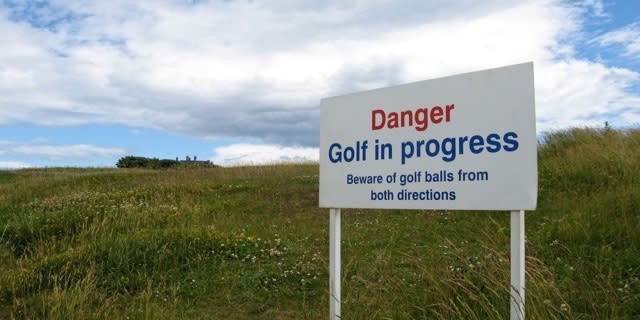 Golf Club Decline