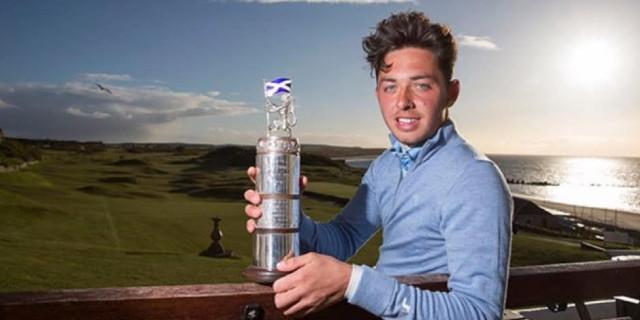 Marco Penge  Professional Golfer