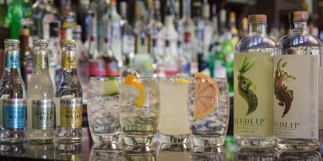 Qhotel Dry Bar