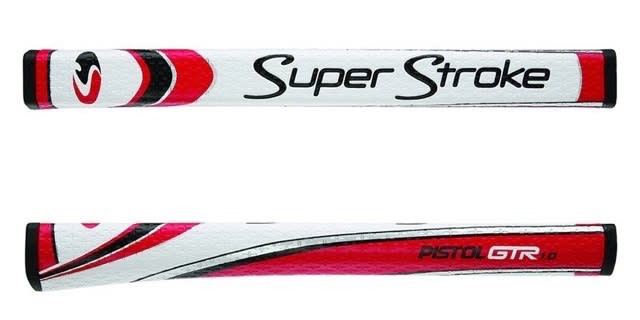 SuperStroke Pistol GTR 2.0 Putter Grip