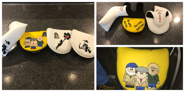 Putter Head Covers