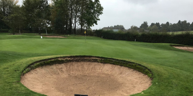 South Staffs bunkers