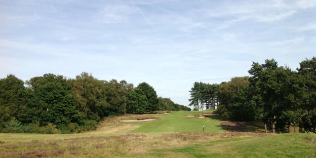 Ipswich Golf CLub - 13th hole