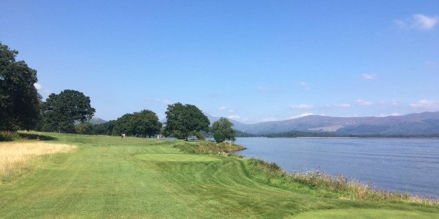 6th Hole Loch Lomond