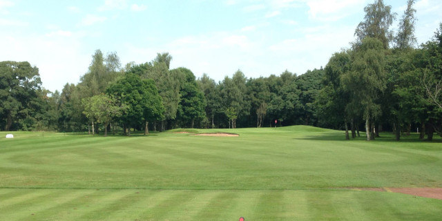 Preston Golf Club 1st
