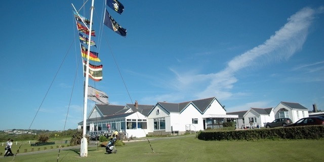Royal North Devon Clubhouse