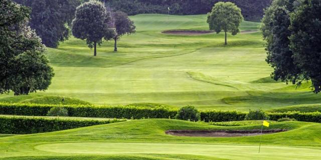 Golf in Rome