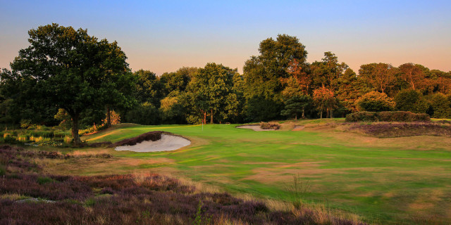14th Hole West Sussex