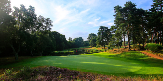 west sussex golf course feature review. Black Bedroom Furniture Sets. Home Design Ideas