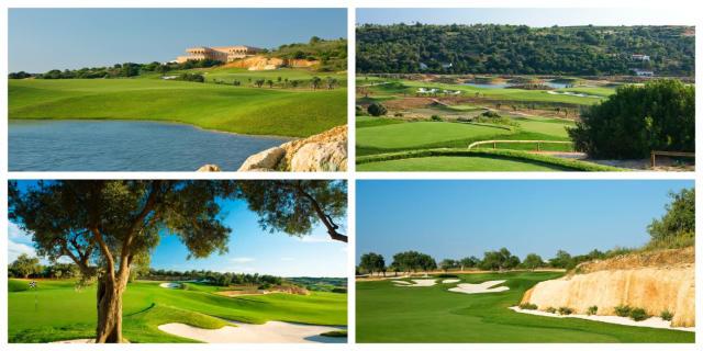 Faldo Course Amendoeira Golf Resort