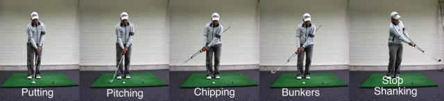 Golf in Sync