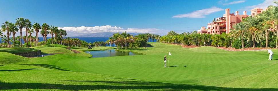 Golf Guide to Tenerife