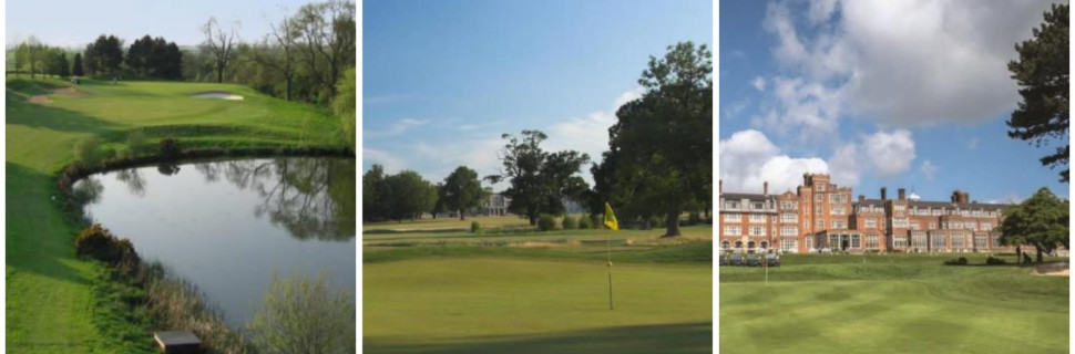 Golfshake Course Stay and Play Competition