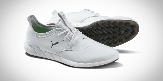 c356496a1262 Available in two striking hues (White White Silver and White Quarry Silver)  the IGNITE SPIKELESS Pro comes in sizes 7-14.