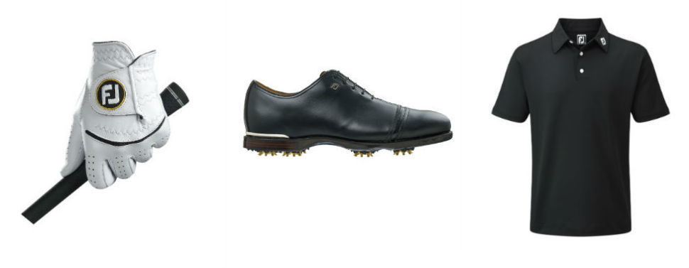FootJoy Jimmy Walker Oufit