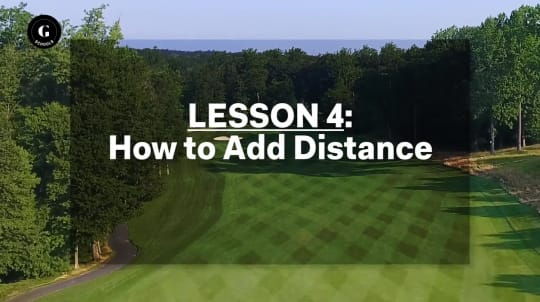 Lesson 4: How to Add Distance