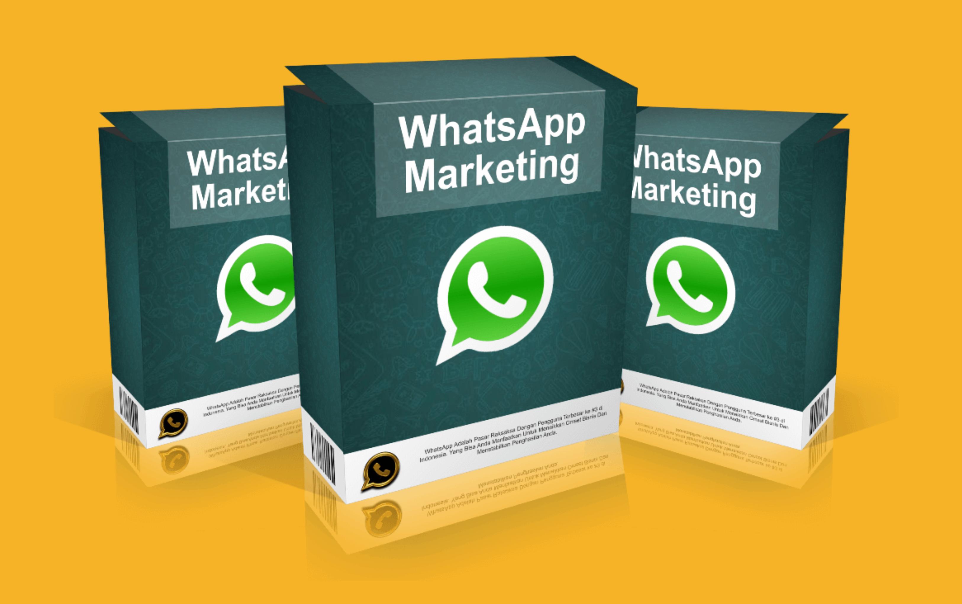 WhatsApp Bulk Marketing Software Premium Pack (Single License) | Gosmem  India