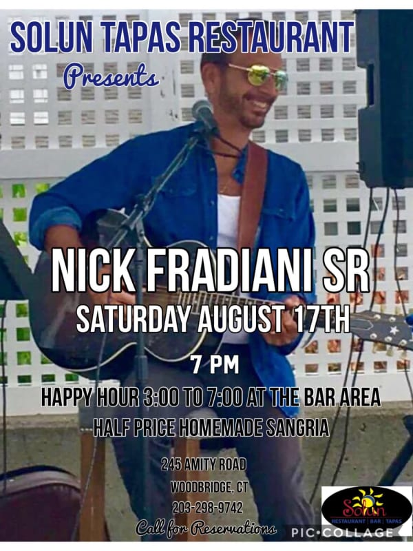 Nick Fradiani Sr. - GoNation