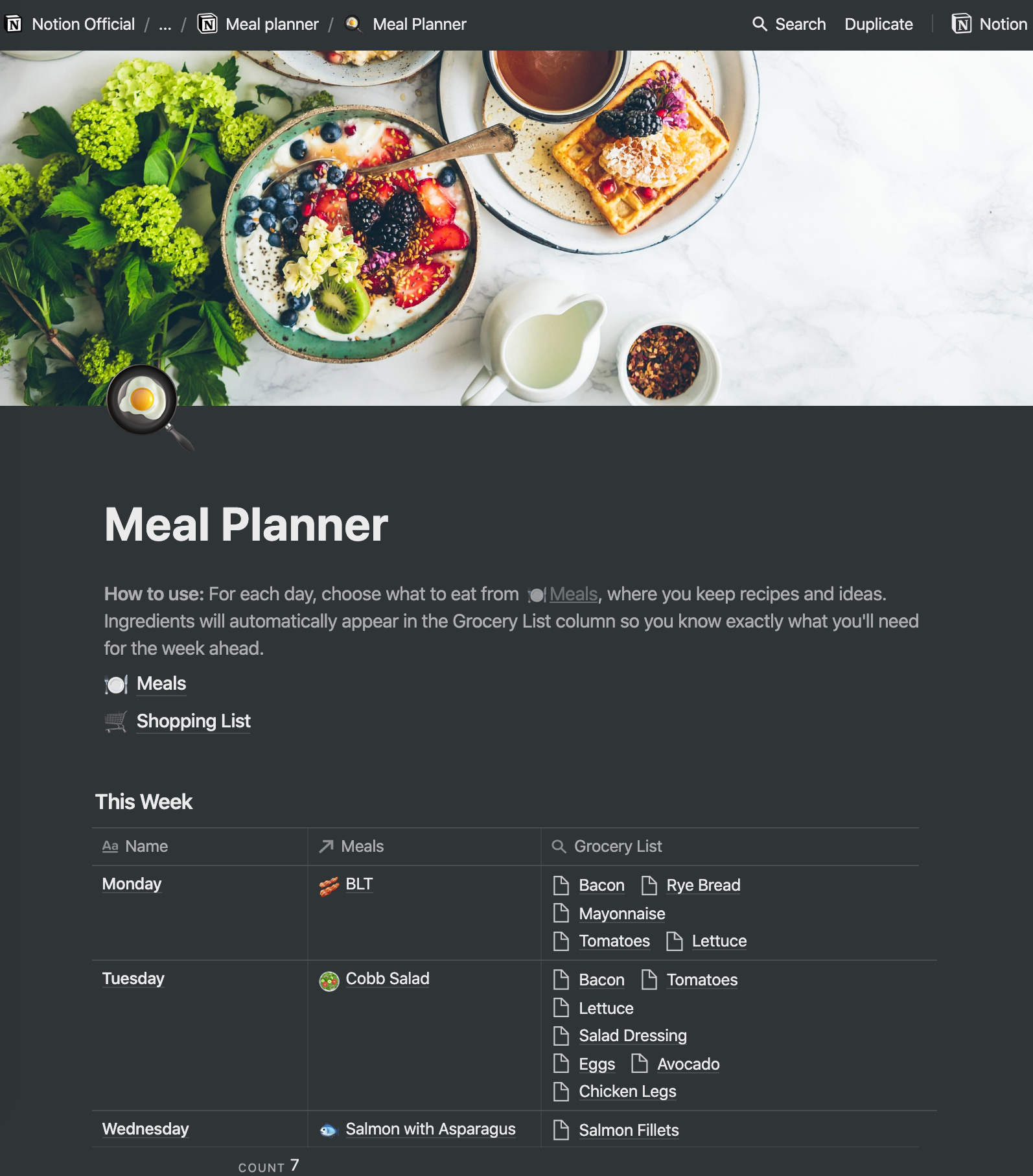 notion_for_personal_meal_planner