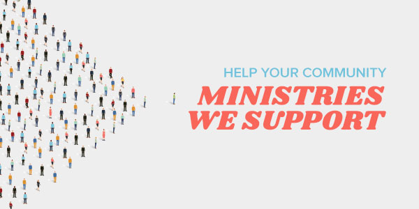 Ministries We Support