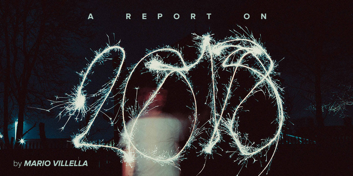A Report On 2018