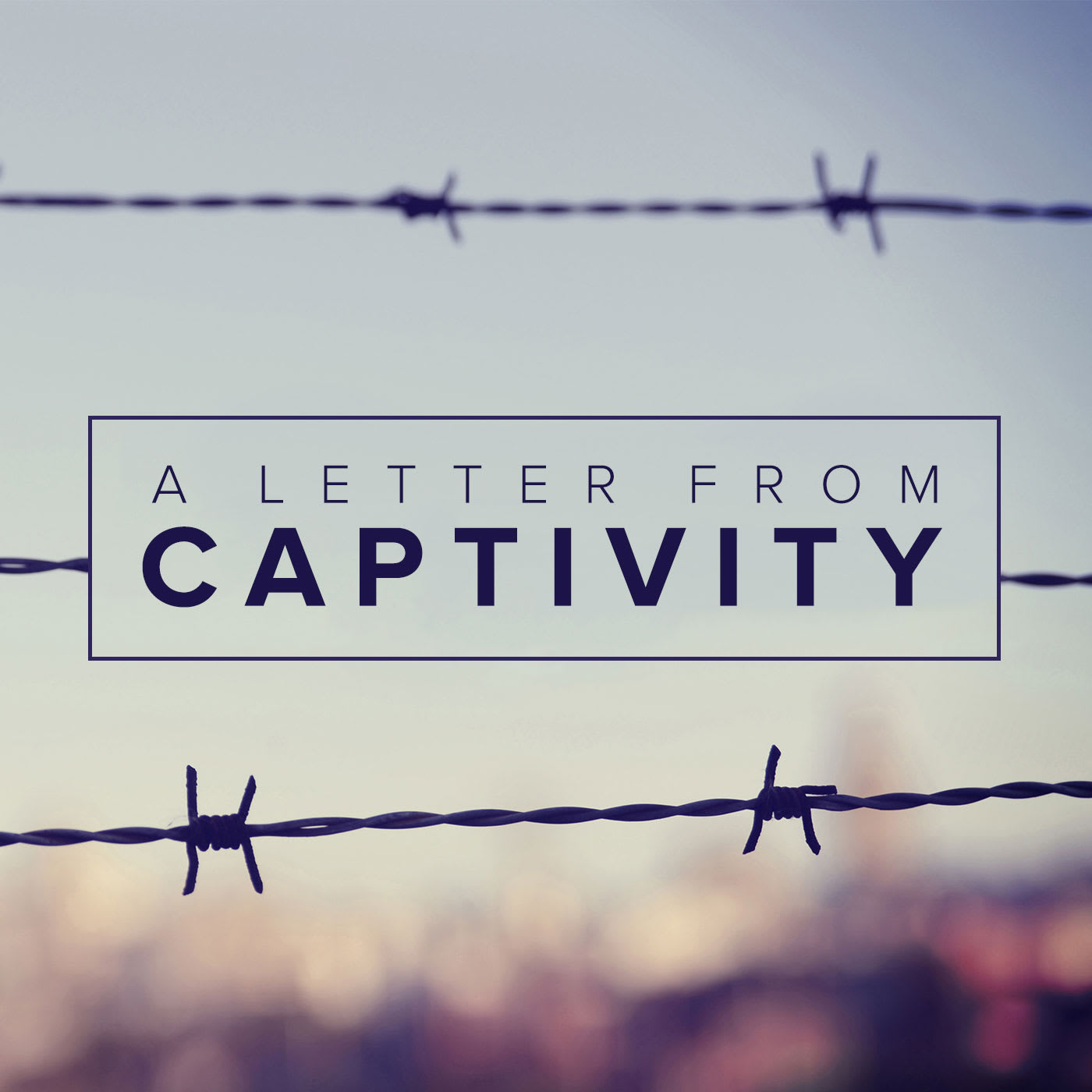 A Letter From Captivity
