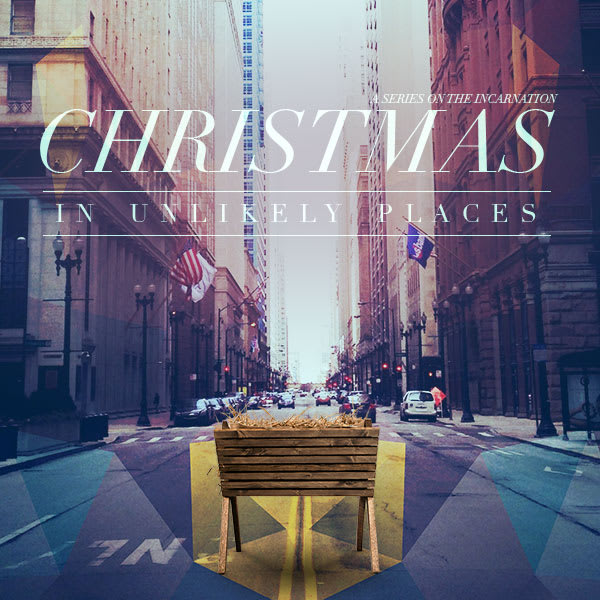 Christmas In Unlikely Places