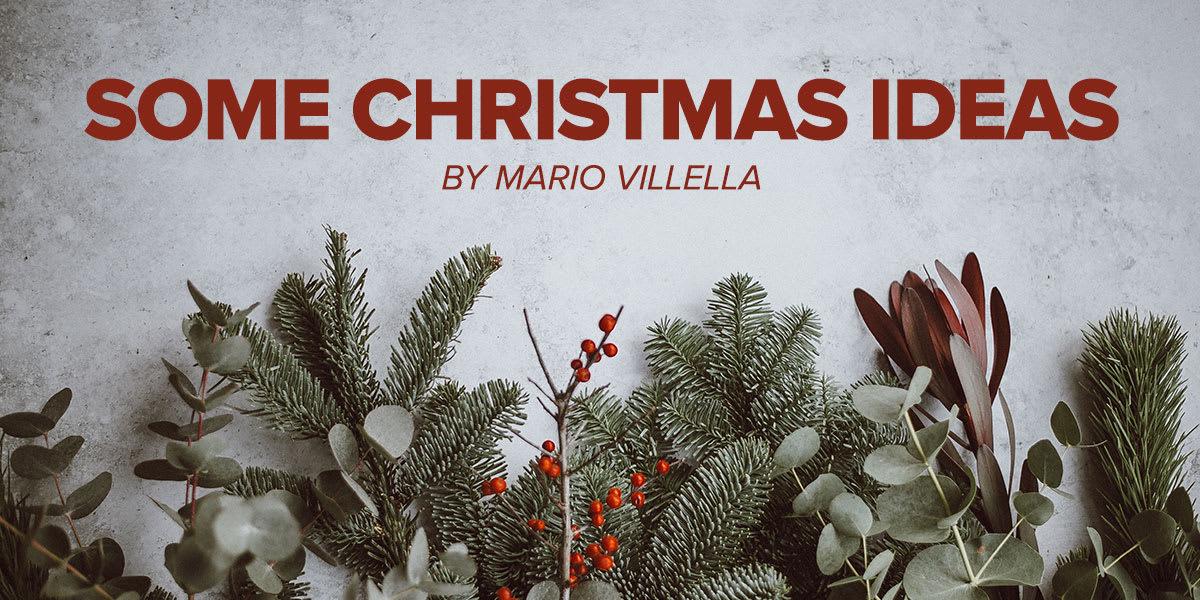 Some Christmas Ideas