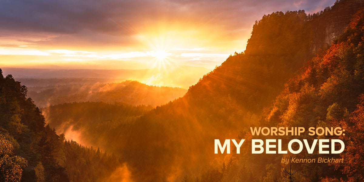 Worship Song: My Beloved