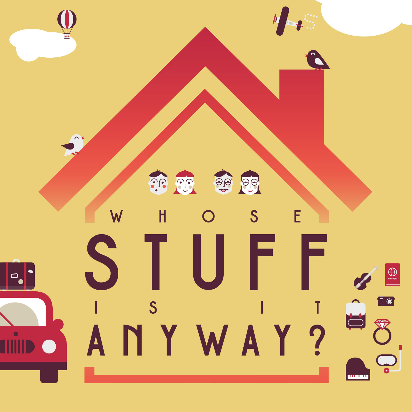 Whose Stuff Is It Anyway?